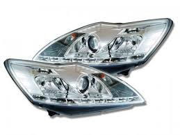 FORD FOCUS 2008 ONWARD'S COMPLETE HEADLIGHTS