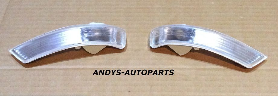 Ford Mondeo 2010 2014 Pair Of Wing Mirror Indicator Lens