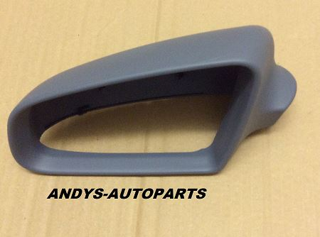 AUDI A3 2006 - 2008 WING MIRROR COVER L/H OR R/H PRIMED