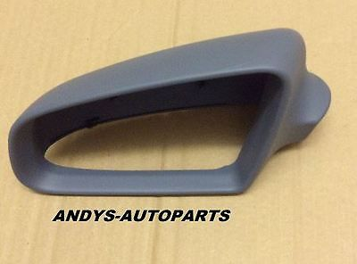 AUDI A4 2006 - 2008 WING MIRROR COVER L/H OR R/H PAINTED ANY AUDI COLOUR