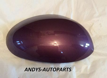 CITROEN C1 05 - 13 WING MIRROR COVER L/H OR R/H IN PLUM