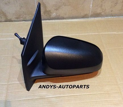 CITROEN C1 2014 ONWARD COMPLETE WING MIRROR MANUAL LH OR R/H PAINTED TO COLOUR