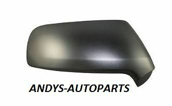 CITROEN C4 PICASSO 07 - 2013 WING MIRROR COVER L/H OR R/H BLACK TEXTURED