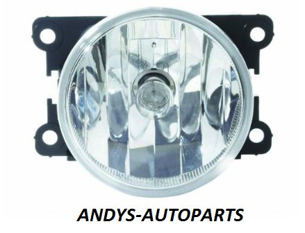 CITROEN C4 PICASSO 7 SEATER 2007 - 2013 Front Fog Lamp