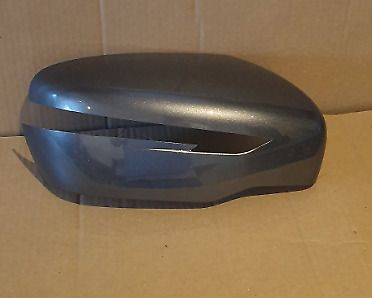 FITS NISSAN X-TRIAL 2014+ WING MIRROR COVER L/H OR R/H SIDE IN GUN METALIC
