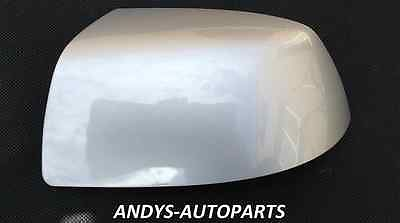 FORD C-MAX 03-08 WING MIRROR COVER GENUINE LH OR RH SIDE IN MOONDUST SILVER