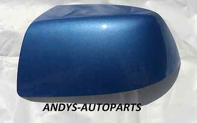 FORD C-MAX 03-08 WING MIRROR COVER GENUINE LH OR RH SIDE IN VISION BLUE