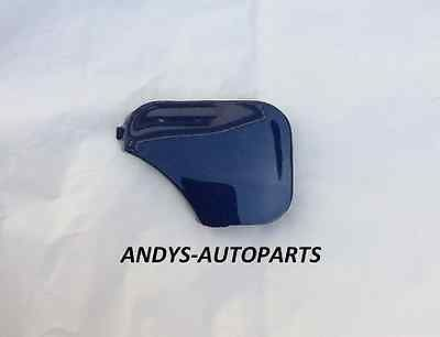 FORD FIESTA 05 - 08 FRONT BUMPER TOWING EYE COVER IN OCEAN