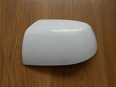 FORD FIESTA 05-08 WING MIRROR COVER LH OR RH SIDE IN FROZEN WHITE