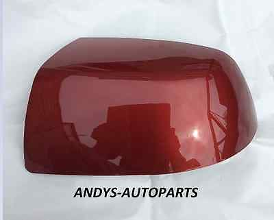FORD FIESTA 05-08 WING MIRROR COVER LH OR RH SIDE IN TANGO