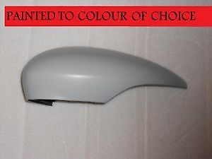 FORD FIESTA 08 ONWARDS GENUINE WING MIRROR COVER LH OR RH SIDE PAINTED ANY FORD COLOUR