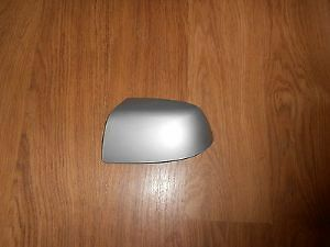 FORD FOCUS 04-07 WING MIRROR COVER LH OR RH SIDE IN MACHINE SILVER
