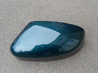 FORD FOCUS 08-2011 WING MIRROR COVER LH OR RH SIDE IN KELP GREEN