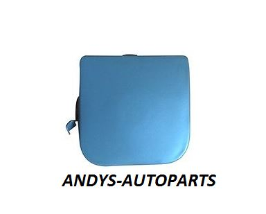 FORD FOCUS 2001 - 2004  Front Bumper Moulding Tow Eye Cover PAINTED ANY FORD COLOUR