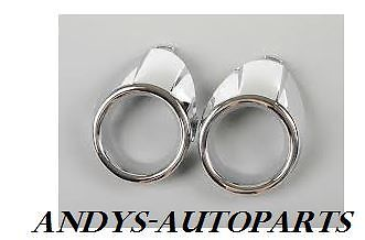 FORD FOCUS 2011 - FRONT FOG LAMP CHROME SURROUND  L/H OR R/H SOLD SEPARATELY