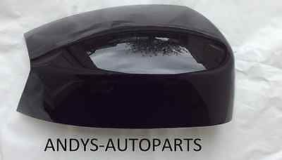 FORD KUGA 08 - 2013 WING MIRROR COVER LH OR RH IN PANTHER BLACK