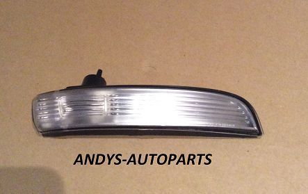 FORD KUGA 2013 - 2015 WING MIRROR INDICATOR LENS L / H OR R/H AVAILABLE