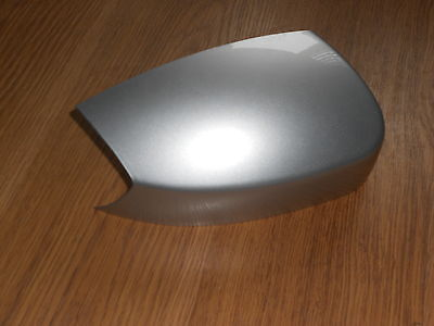 FORD S-MAX 05 - 10 GENUINE FORD WING MIRROR COVER LH OR RH IN STARDUST SILVER