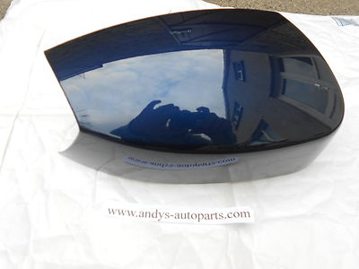 FORD S-MAX 05 - 10 WING MIRROR COVER LH OR RH IN JEANS BLUE