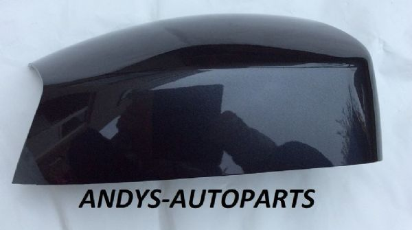 FORD S-MAX 05-10 WING MIRROR COVER LH OR RH IN SEA GREY