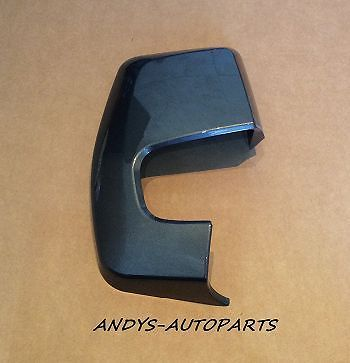 FORD TRANSIT CUSTOM  2012 + WING MIRROR COVER LH OR RH SIDE IN MAGNUM