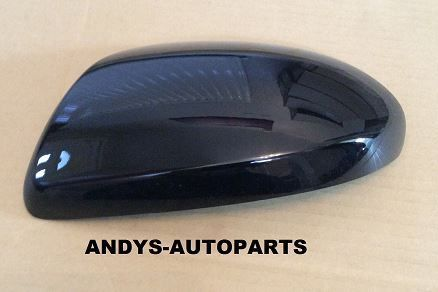MAZDA 2 WING MIRROR COVER 07-2015 LH OR RH IN IN BRILLIANT BLACK