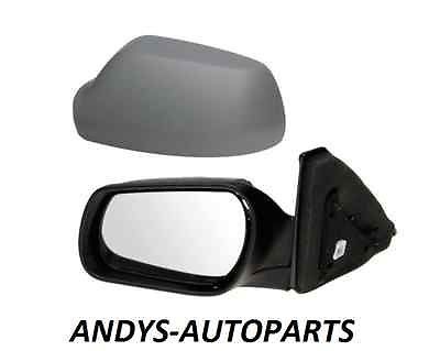 MAZDA 3 WING MIRROR ELEC HEATED 2003 - 2009 LH OR RH IN PAINTED TO COLOUR