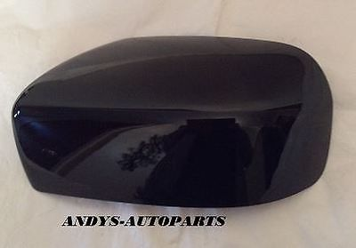 MAZDA 5 2005 ONWARDS WING MIRROR COVER L/H OR R/H IN BRILLIANT BLACK