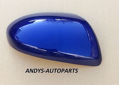 MAZDA 6 WING MIRROR COVER 06 ONWARDS LH OR RH  IN AURORA BLUE MICA ( CODE  34J