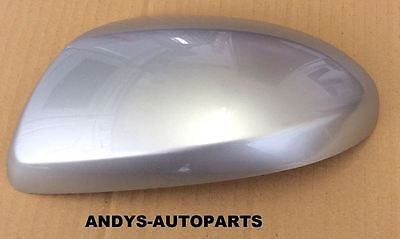 MAZDA 6 WING MIRROR COVER 06 ONWARDS LH OR RH IN IN CONTRAIL SILVER