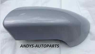 NISSAN QASHQAI ( DUALIS ) 2007 - 2013 WING MIRROR COVER NEW L/H OR R/H  IN URBAN SILVER (K54 )