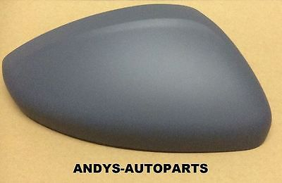 PEUGEOT 2008. 2011 ONWARDS WING MIRROR COVER L/H OR R/H PAINTED TO COLOUR