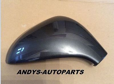 PEUGEOT 207 06 - 2013 WING MIRROR COVER LH OR RH IN GRIS SHARK