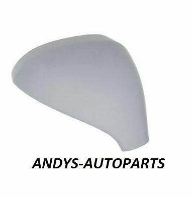 PEUGEOT 207 2006-2011 WING MIRROR COVER L/H OR R/H PAINTED TO COLOUR OF CHOICE