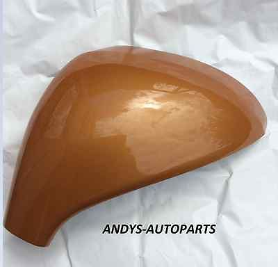 PEUGEOT 308 07 - 2013 WING MIRROR COVER LH OR RH IN SALAMANQUE
