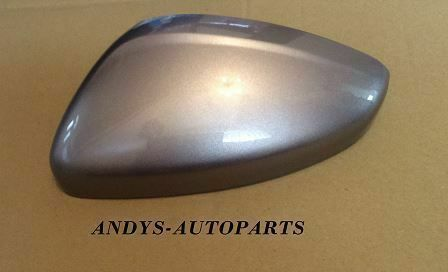 PEUGEOT 308. 2013 ONWARD WING MIRROR COVER L/H OR R/H IN ROSE QUARTZ