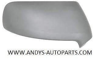 PEUGEOT 5008 2010 ONWARDS WING MIRROR COVER L/H OR R/H PAINTED TO ANY COLOUR
