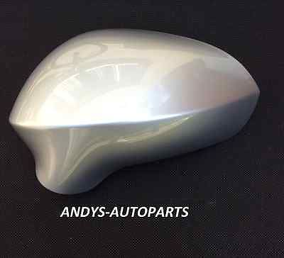 SEAT IBIZA 08 ONWARDS WING MIRROR COVER L/H OR R/H IN LUNAR GREY