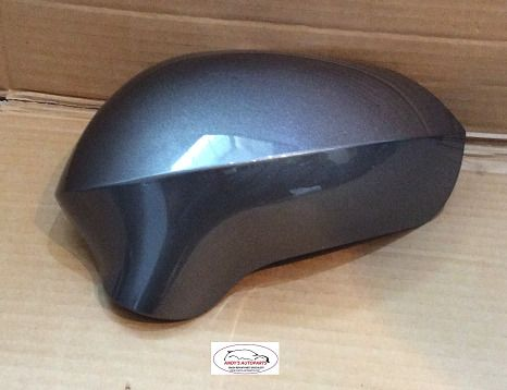 SEAT IBIZA 08 ONWARDS WING MIRROR COVER  R/H OR L/H SIDE IN TECHNIC GREY LS7K