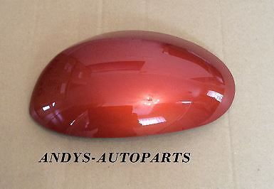 TOYOTA AYGO 05 - 2014 WING MIRROR COVER L/H OR R/H IN HOT LAVA