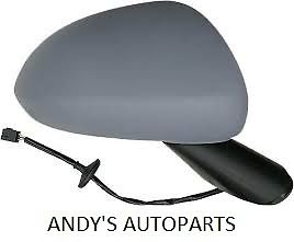 VAUXHALL CORSA 06- COMPLETE WING MIRROR NON HEATED L/H OR R/H PAINTED TO COLOUR