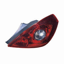 VAUXHALL CORSA 06- REAR LIGHT L/H OR R/H THESE ARE FOR  3 DOOR STANDARD MODELS