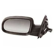 VAUXHALL CORSA C 01-06 WING MIRROR COMPLETE ELECTRIC WITH BLACK GRAINED COVER