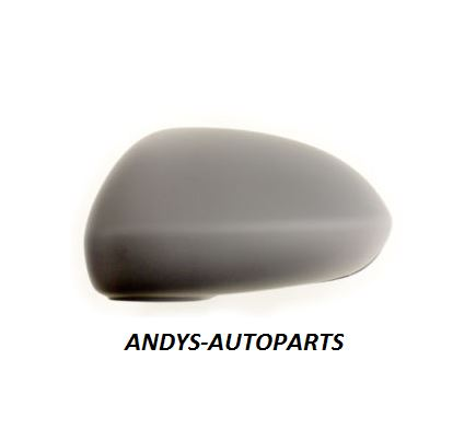 VAUXHALL / OPEL CORSA D 2006 ONWARDS WING MIRROR COVER LH OR RH PAINTED COLOUR OF CHOICE