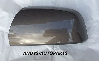 VAUXHALL / OPEL ZAFIRA 59 ONWARDS (NEW) WING MIRROR COVER LH OR RH SIDE IN PEPPER DUST 40W