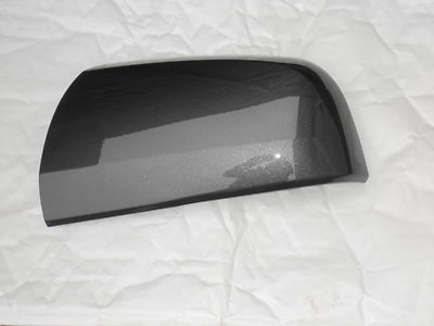 VAUXHALL / OPEL ZAFIRA B 2005 - 2009 (NEW) WING MIRROR COVER LH OR RH SIDE IN TECHNICAL GREY. Z177 / GAL