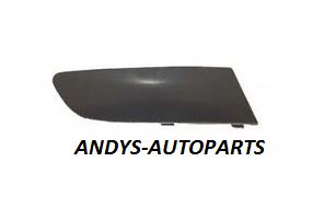 Volkswagen Golf GTI 2006 - 2010  Front Bumper Moulding With Wash Jet Holes Painted any Volkswagen colour