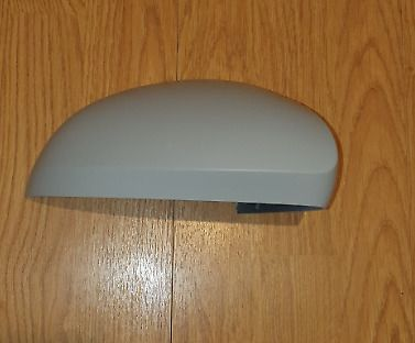 VOLKSWAGEN TIGUAN 07 + DRIVER SIDE WING MIRROR COVER PAINTED TO COLOUR CHOICE