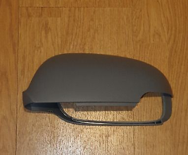 VOLKSWAGEN TOURAN 03-2011 PASSENGER SIDE WING MIRROR COVER PAINTED TO COLOUR