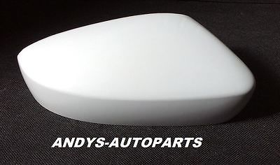 VOLKSWAGEN UP 2011 ONWARDS GENUINE WING MIRROR COVER IN CANDY WHITE